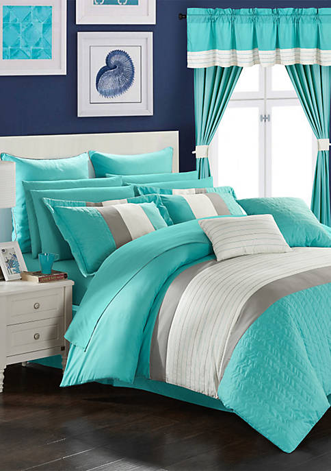 Chic Home Vixen Bed In a Bag Comforter