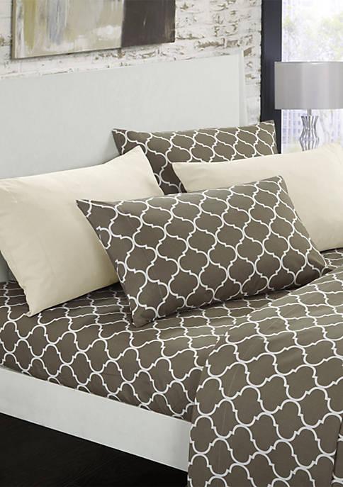 Chic Home Illusion Sheet Set