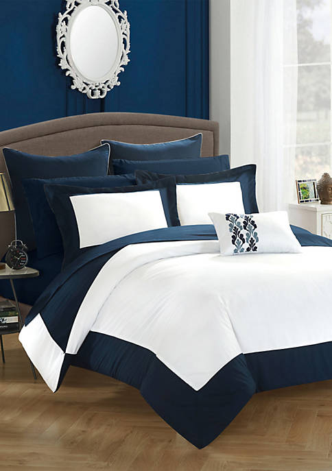 Chic Home Peninsula Bed In a Bag Comforter