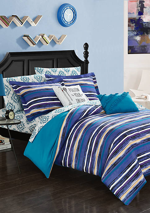 Chic Home Chandler Comforter Set