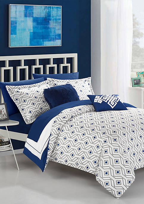 Chic Home Beckham Comforter Set