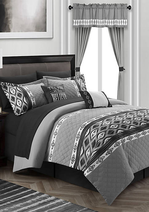 Chic Home Safforn Comforter Set