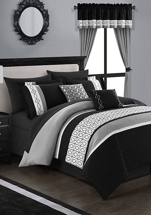 Chic Home Katrin Comforter Set