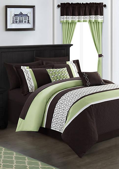 Chic Home Katrin Comforter Set