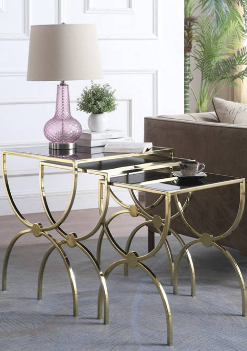 Chic Home Palma Side Table Set