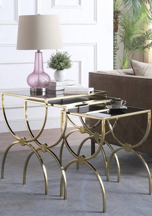 Palma Side Table Set