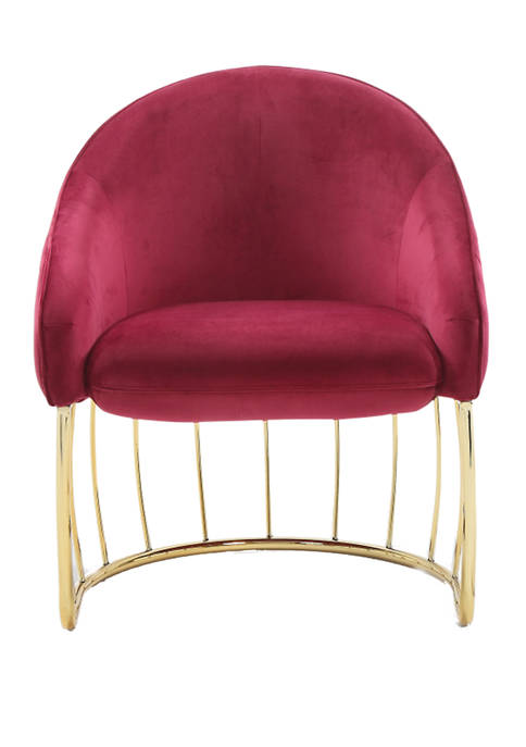 Chic Home Teatro Accent Chair