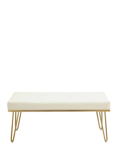 Chic Home Aldo Bench