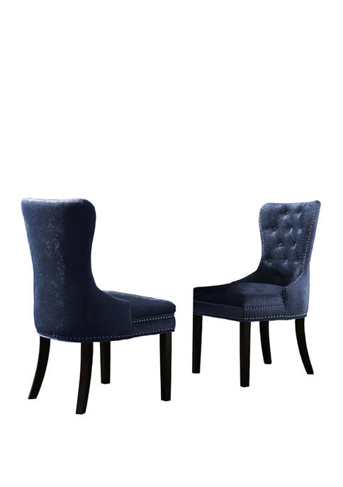 Chic Home Set of 2 Diana Dining Chairs