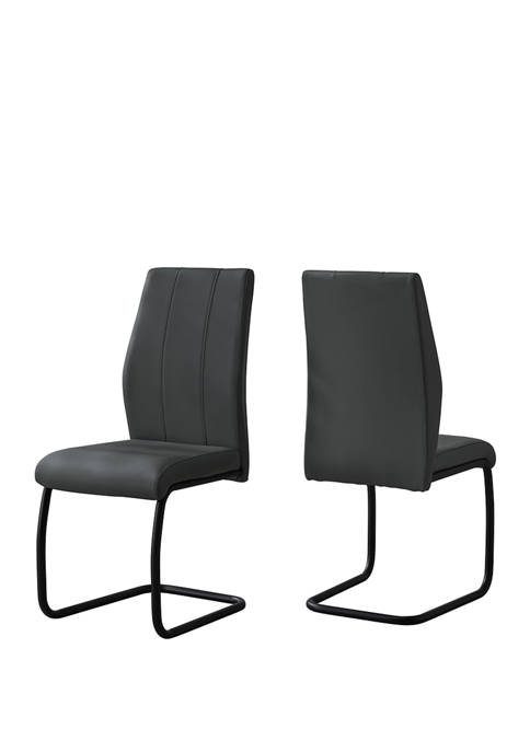 Monarch Specialties Inc. Set of 2 Dining Chairs