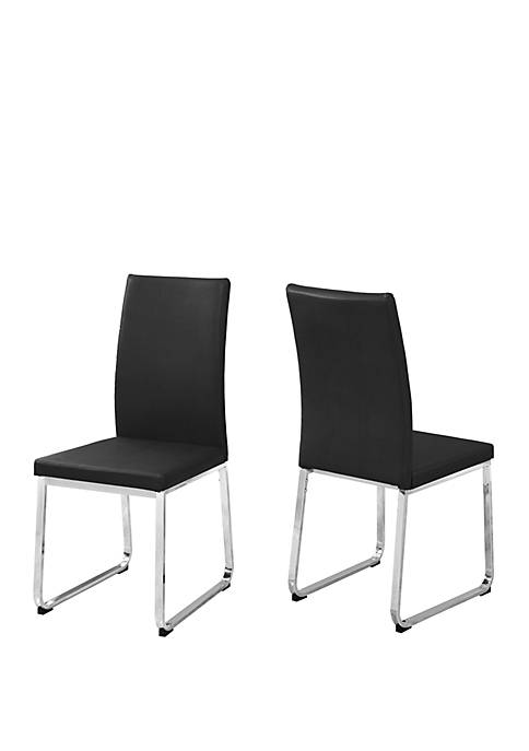 Monarch Specialties Inc. Dining Chairs- Set of 2
