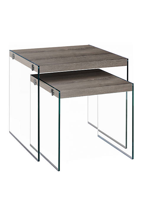 Nesting Table, Set of 2