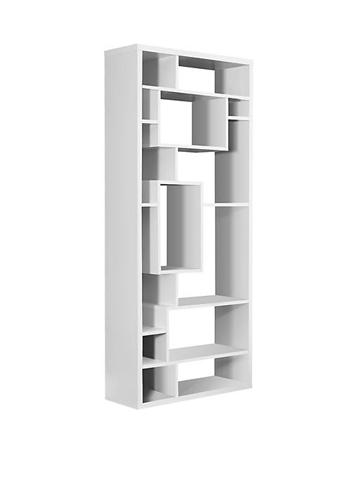 Backless Bookcase