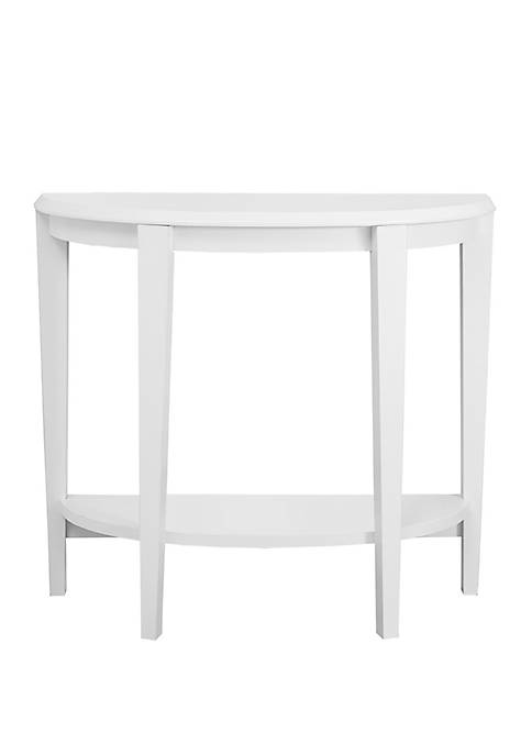 Monarch Specialties Inc. Console Accent Table