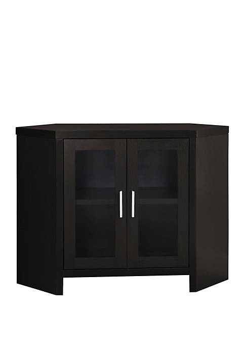 Monarch Specialties Inc. Corner TV Stand