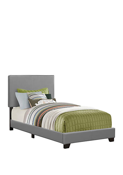 Monarch Specialties Inc. Bed Frame Twin Size