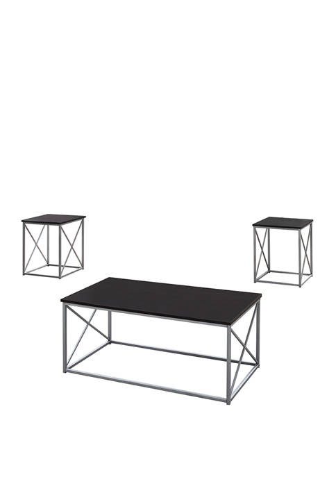 3 Piece Table Set Set