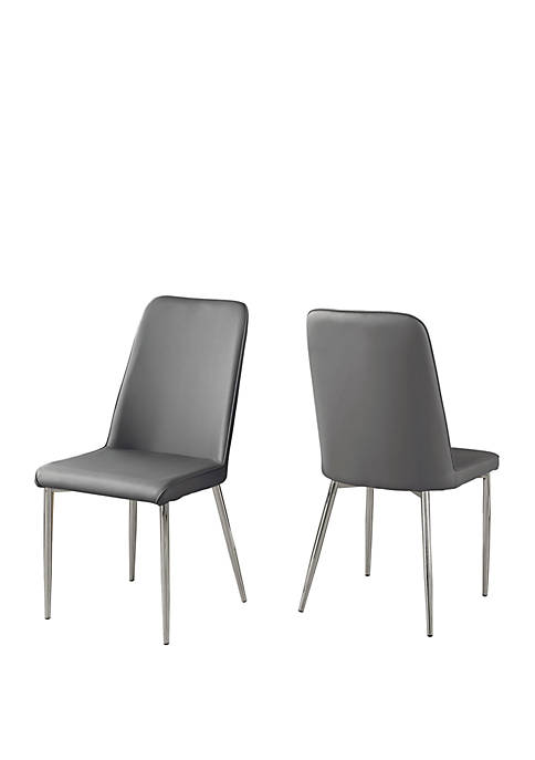 2 Piece Dining Chair Set