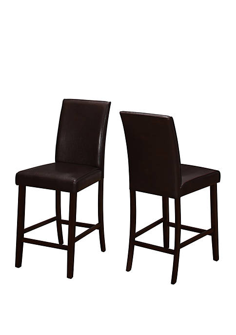 Monarch Specialties Inc. Dining Chair Set of 2