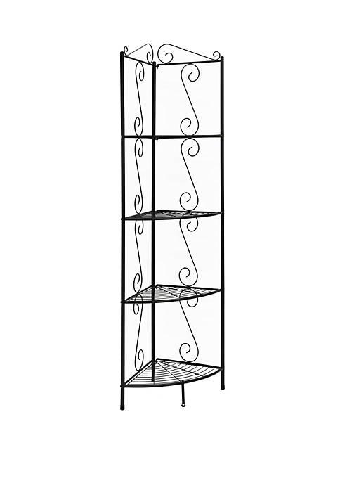 Monarch Specialties Inc. Etagere Display Shelf