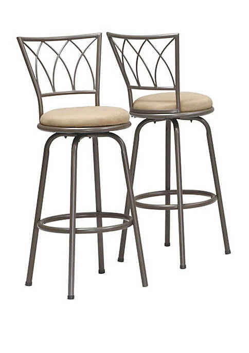 Monarch Specialties Inc. Set of 2 Bar Stool