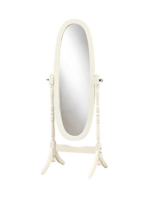 Monarch Specialties Inc. Antique Oval Mirror