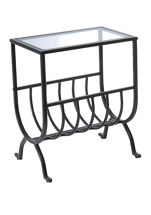 Monarch Specialties Inc. Magazine End Table