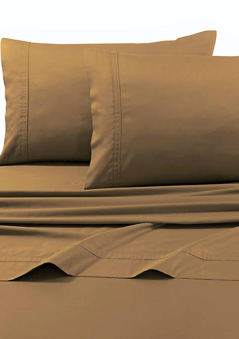 Tribeca Living Egyptian Cotton Sateen 500 Thread Count