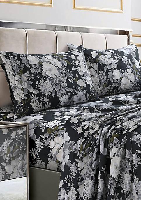 Vernazza Printed Sateen Pillow Pair