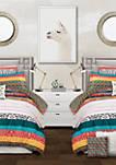Boho Stripe Comforter