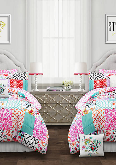 Brookdale Patchwork Comforter