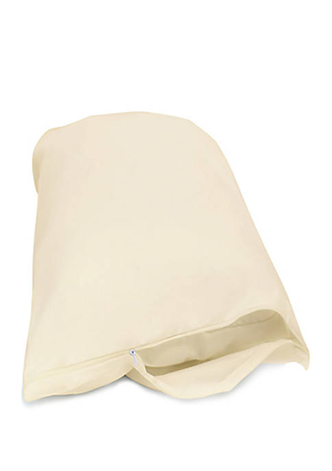 Organic All Cotton Allergy Pillow Cover