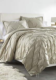 Moss + Moor Fabric Flips 3 Piece Comforter Set