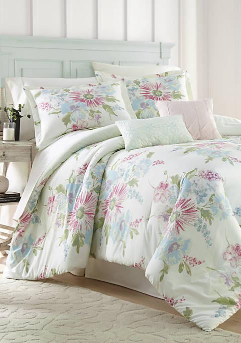 Bold Floral 5-Piece Comforter Set