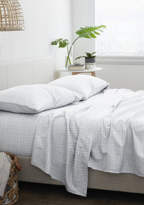 Home Collection Premium Ultra Soft Crossroad Pattern 4