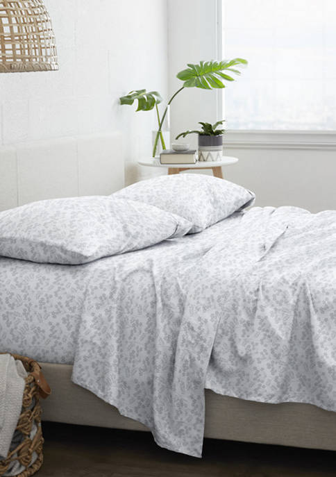Home Collection Premium Ultra Soft Chantilly Lace Style