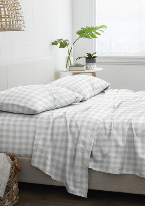Home Collection Premium Ultra Soft Country Plaid Pattern
