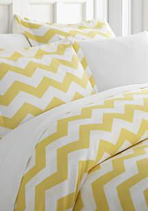 Luxury Inn Premium Ultra Soft Arrow Pattern Duvet Cover Set