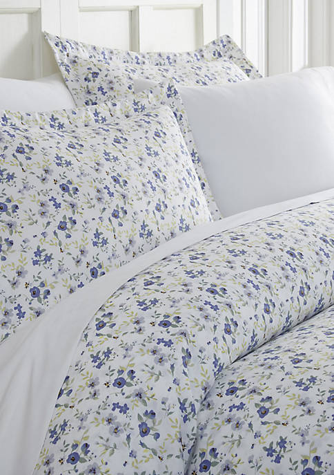 Luxury Inn Premium Ultra Soft Blossoms Print Duvet