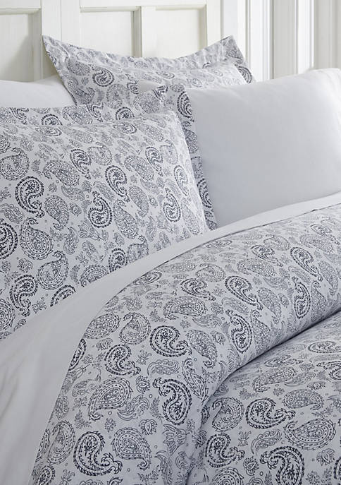 Luxury Inn Premium Ultra Soft Coarse Paisley Print