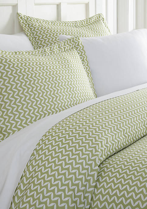Luxury Inn Premium Ultra Soft Puffed Chevron Print