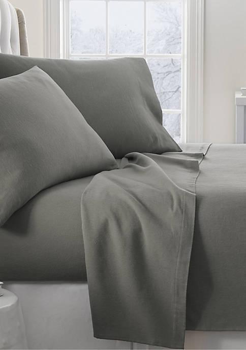 Premium Ultra Soft Flannel Bed Sheet Set