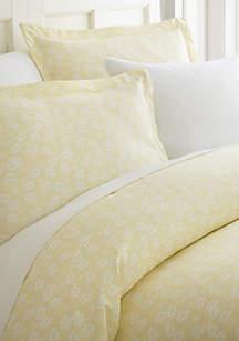 Luxury Inn Premium Ultra Soft Wheatfield Pattern Duvet Cover Set