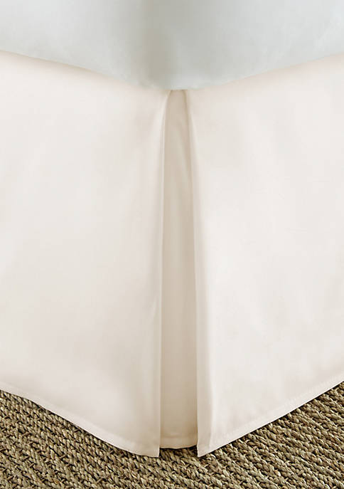 Luxury Inn Premium Pleated Dust Ruffle Bed Skirt