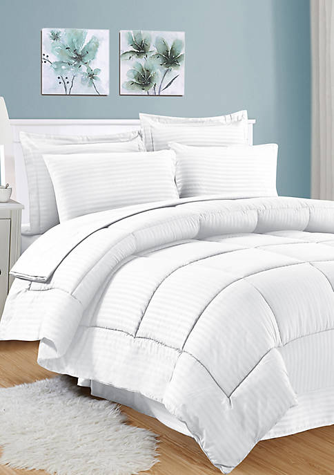Sweet Home Collection 8 Piece Bed In A