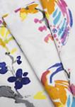 Botanical Pastel Floral Pattern 1500 Supreme Collection Sheet Set