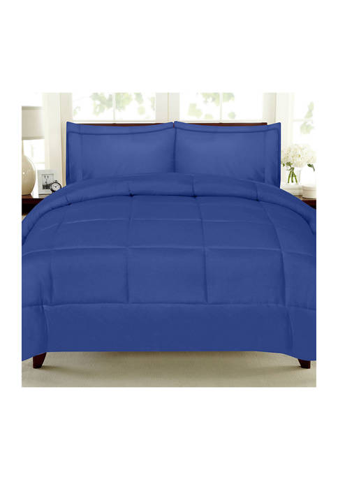 Sweet Home Collection Bed-In-A-Bag Down Alternative Comforter