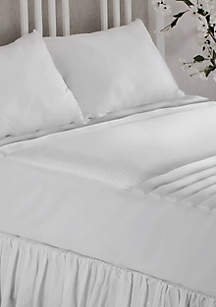 200 Thread Count Back Support Zone Mattress Pad