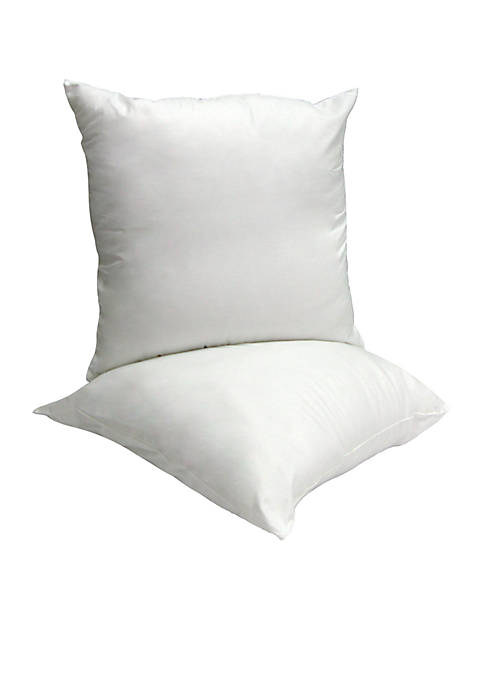 Hypoallergenic Slumber Soft Euro Pillow Square