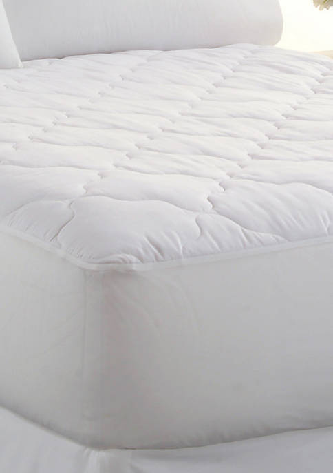 Total Protection Waterproof King Mattress Pad 78-in. x 80-in.